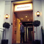 Chris Sagan at Abbey Road Studios