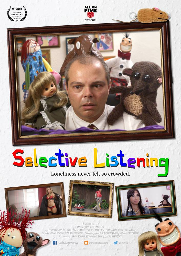 Selective Listening Poster 2015