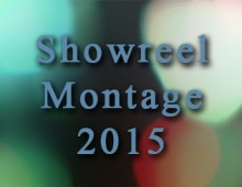 Showreel Montage 2015